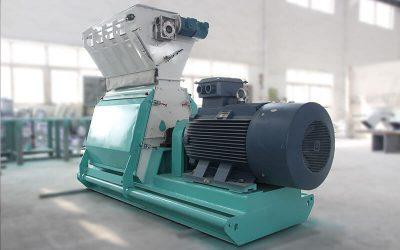 Grain Grinding Machines for Animal Feed Pellet Plant